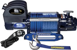 Superwinch talon 12.5 synthetic for Sale in La Jolla, CA