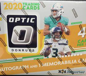 2020 Panini Donruss Optic Football Mega Box - Factory Sealed for Sale in Austin,  TX