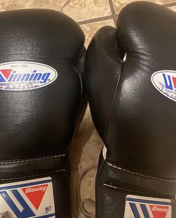 Boxing Gloves Winning for Sale in San Marcos,  CA
