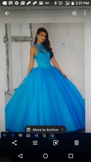 Quinceanera dress for Sale in Alafaya, FL