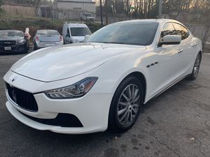 2014 MASERATI GHIBLI - LOW MILES for Sale in Marietta, GA