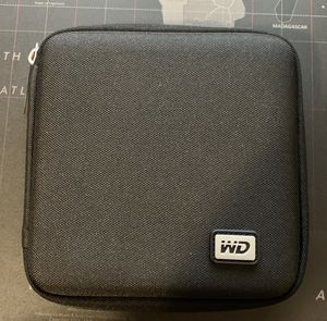WD My Passport Wireless Pro Hard Case with SD Card Slots for Sale in Chula Vista, CA