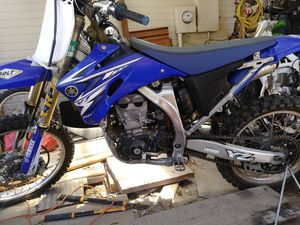 Motorcycle Yamaha yz450f 09 for Sale in Aurora, CO