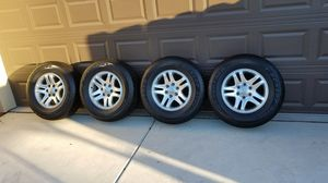 TIRES / WHEELS Toyota Tundra Sequoia $750 for Sale in Sacramento, CA