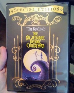 Disney Nightmare Before Christmas DVD for Sale in Fresno, CA