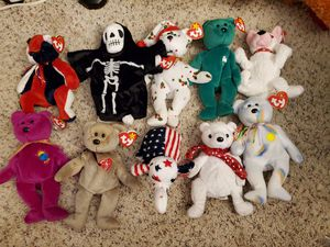 Bears Beanie Baby lot for Sale in Fenton, MO