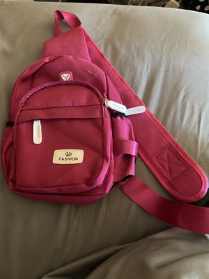 Messenger bag great condition pink for Sale in Glendale, AZ