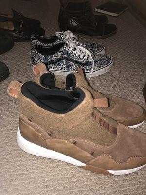 Aldo brown size 12 boots sneakers men for Sale in Laurel, MD