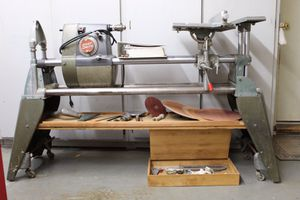 SHOPSMITH MARK V WITH JOINTER for Sale in Portland, OR