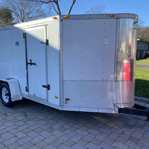 6x12 Enclosed Trailer for Sale in Watchung, NJ