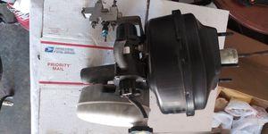 2002 2003 2004 GMC Yukon power brake booster vacuum & master cylinder for Sale, used for sale  Las Vegas, NV