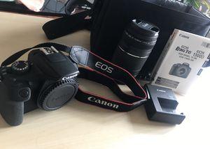 Canon rebel t6 for Sale in Miami, FL