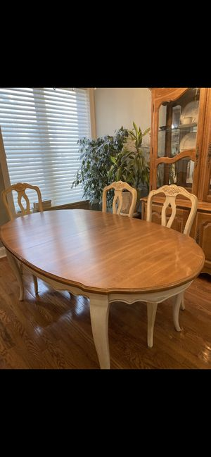 ETHAN ALLEN DINING ROOM SET for Sale in Brooklyn, NY