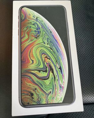 iPhone XS Max for Sale in Chandler, AZ
