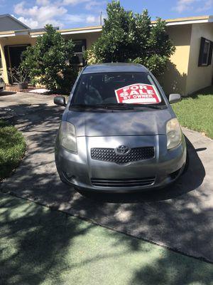 Car 2008 Toyota yari 110 k asking 3800. for Sale in Miami, FL