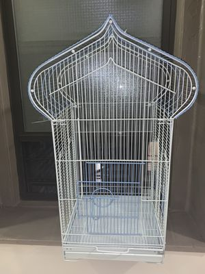 Onion dome bird cage for Sale in Fort Lee, NJ