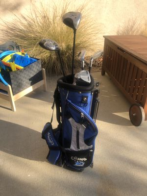 Kids Golf Set (Calloway) for Sale in Carlsbad, CA