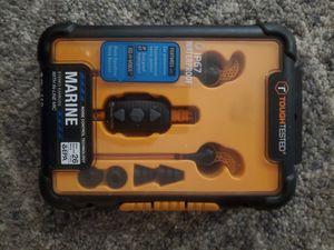 Ear buds marine.....waterproof new in box for Sale in Litchfield Park, AZ