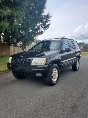 🔥🔥🔥1999 Jeep grand Cherokee🔥🔥🔥🔥 for Sale in Tacoma, WA