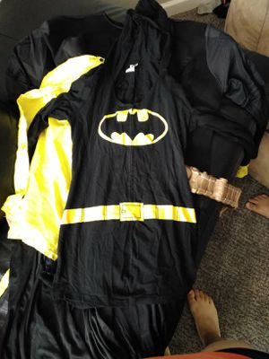 Batgirl Costume for woman size s for Sale in San Marcos, TX