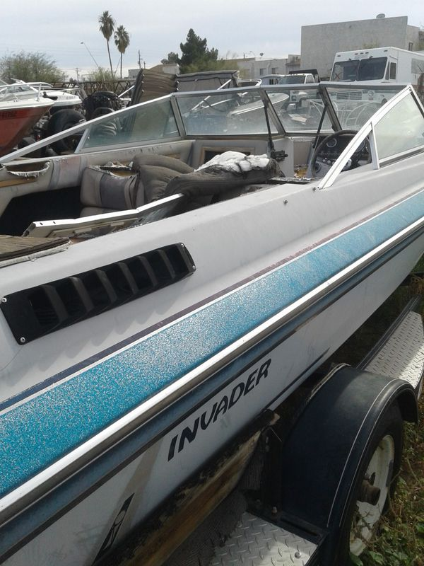 Boat and transom extention