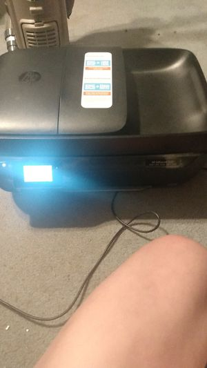 Hp office jet 3830 printer for Sale in Crestview, FL