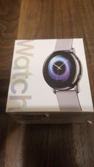Galaxy watch active for Sale in Fullerton, CA
