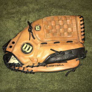 Wilson Softball Glove - size XL 14 for Sale in Bakersfield, CA