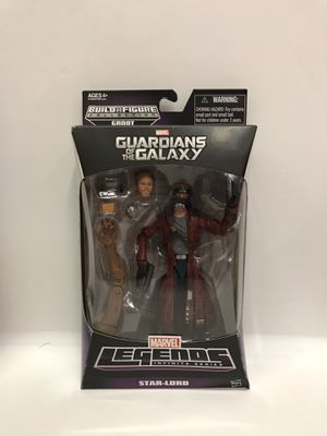 Marvel Legends infinite series star-lord action figure new Hasbro for Sale in San Fernando, CA