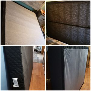 Like New Queen Size Box Spring for Sale in WINCHESTR CTR, CT