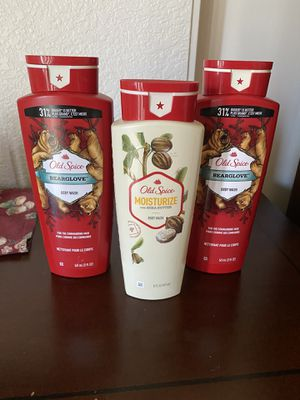 Old spice body wash for Sale in Baldwin Park, CA