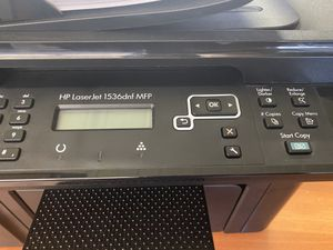 HP LASER JET 1536dnf MFP Printer for Sale in San Clemente, CA