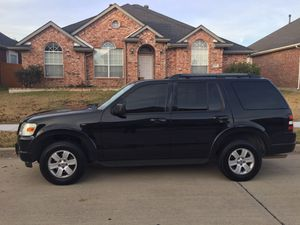 2010 Ford Explorer 164.150 miles Driving good no accident no problem for Sale in Plano, TX