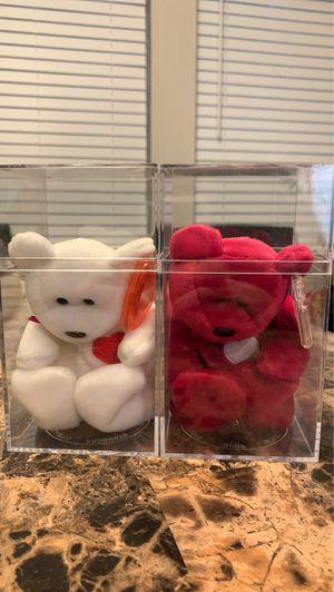 Rare Valentina and Valentino Bears TY Beanie Babies for Sale in Phoenix, AZ