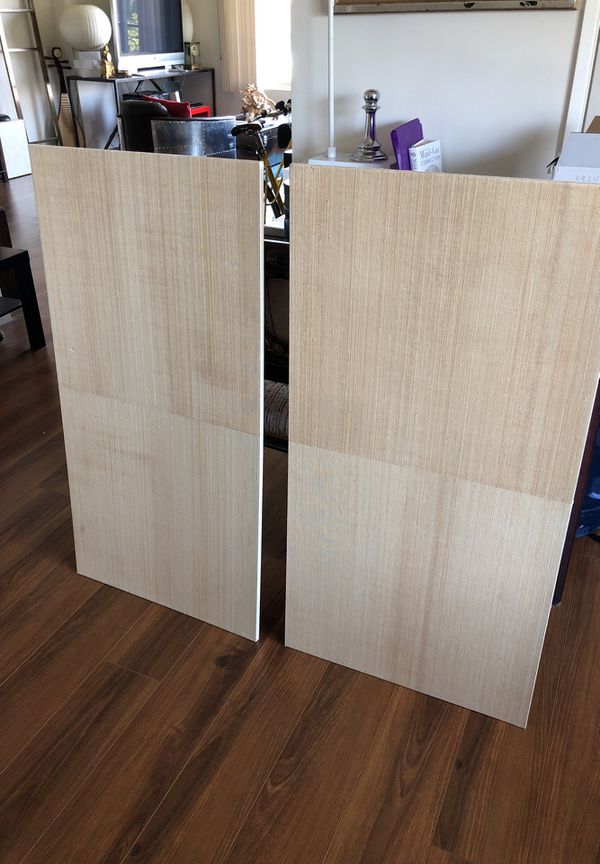 Pair of Sound Proofing Tiles