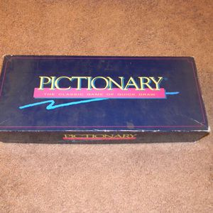First Edition Pictionary for Sale in Riverside, CA