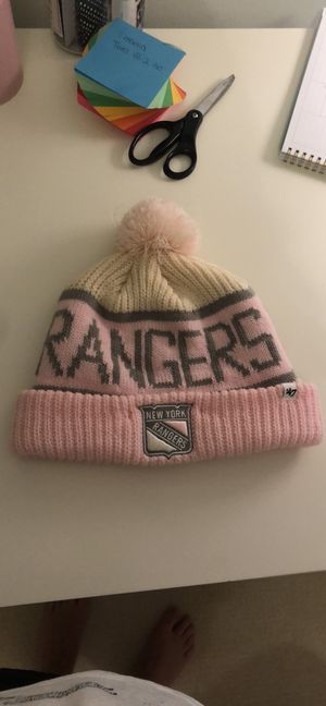 NY Rangers Hat for Sale in New Canaan, CT