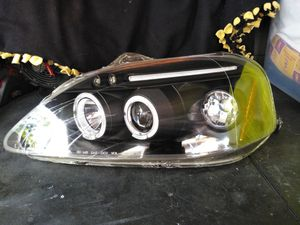 Honda Civic headlights for Sale in Los Angeles, CA