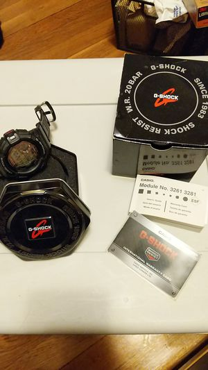 Used, Casio G-SHOCK Mudman Digital Watch for Sale for sale  Somerville, MA