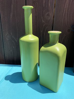 Green bottles for Sale in Arroyo Grande, CA