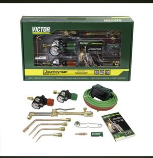 Victor Journeyman outfit welder cutter NEW for Sale in Tewksbury, MA