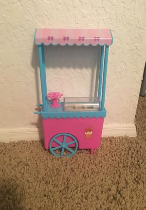 Barbie Ice Cream Stand for Sale in Mesa, AZ