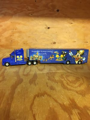 Disney 50th anniversary celebration hauler for Sale in North Attleborough, MA