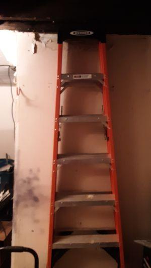 Werner 8ft ladder for Sale in Columbus, OH