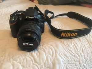 Nikon D3200 and Accessories for Sale in Alamo Heights, TX