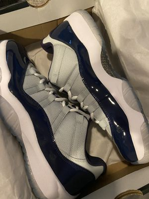 "Air jordan 11 low ""Georgetown"" Size 11 DEADSTOCK for Sale in Lowell, MA"