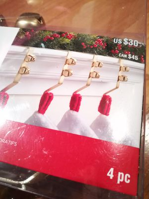 Golden Stockings Hanging Hooks Lot for Sale in Sunnyvale, CA