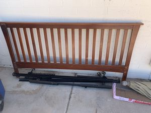 Metal Adjustable Bedframe (king/queen) for Sale in Mesa, AZ