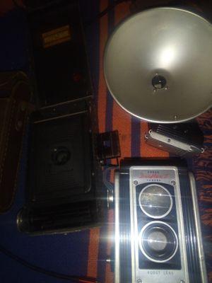 Selling vintage camera. Kodak dauflex and film for Sale in Clearwater, FL