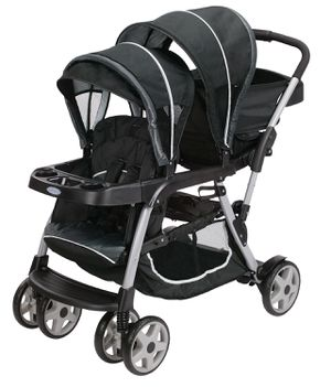 Grace Ready 2 Grow Double Stroller for Sale in Lawndale, CA